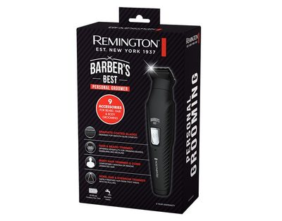 Remington barber's best personal groomer 2