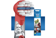 Oral-B Stages Kids Brush Head Replacement 2 Star Wars  2 pack