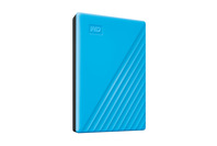 WD My Passport 4 TB Blue