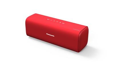 Panasonic Bluetooth Speaker Red
