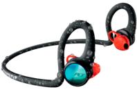Plantronics Backbeat Fit 2100 Wireless Sport In Ear Headphones - Black