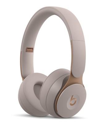 Beats Solo Pro Wireless Noise Cancelling Headphones - Grey