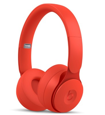 Beats Solo Pro More Matte Collection - Red