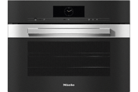 Miele PureLine CleanSteel  Steam Combination Oven