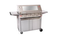 Beefeater Signature 3000s 5 Burner Mobile Barbecue - Incl Hood & Trolley