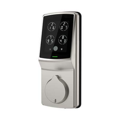 Lockly Secure Plus Deadbolt lock - Fingerprint,BT, Passcode Patent SN