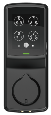 Lockly Secure Plus Deadbolt lock - Fingerprint,BT, Passcode Patent MB