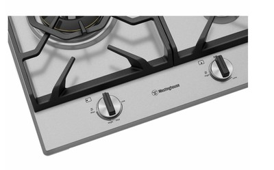 Westinghouse 75cm 5 burner stainless steel gas cooktop %284%29