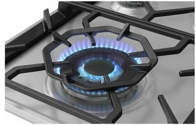 Westinghouse 90cm 5 burner stainless steel gas cooktop %285%29