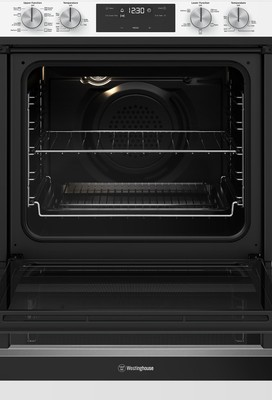 Westinghouse 60cm multi function duo oven %283%29