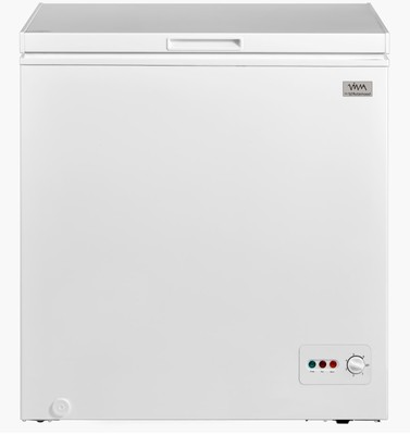 Robinhood 142L Chest Freezer - White