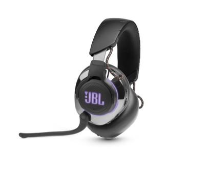 JBL Quantum 800 Headphones - Black