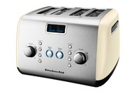 Kitchenaid 4 Slice Almond Cream Toaster