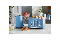 Sunbeam Alinea Collection Kettle and Toaster - Blue