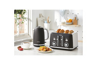 Sunbeam Alinea Collection Kettle and Toaster - Dark Canyon
