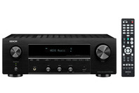 Denon Two-channel Hi-Fi network receiver with 100W per channel, Heos, alexa