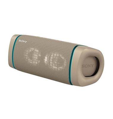 Sony Extra Bass Wireless Speaker Taupe