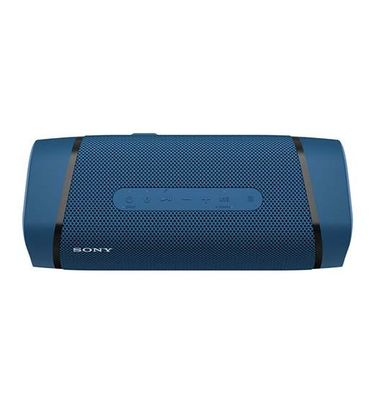 Sony extra bass wireless speaker blue 4