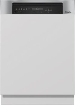 Miele stainless steel integrated Dishwasher with Autodos
