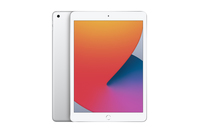 Apple 8th Gen 10.2-inch iPad Wi-Fi 128GB - Silver