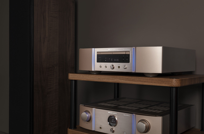 Marantz pm 12 special edition integrated amplifier   gold   7