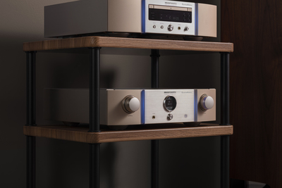 Marantz pm 12 special edition integrated amplifier   gold   8