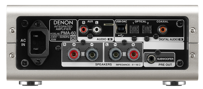 Denon compact digital amp   3