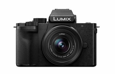 Panasonic Lumix DC-G100 Mirrorless Camera with 12-32mm Lens