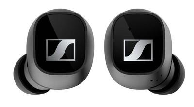 Sennheiser CX 400BT True Wireless In-Ear Headphones - Black