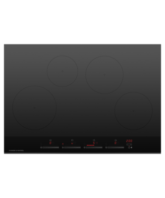 Fisher & Paykel Induction Cooktop, 76cm, 4 Zones