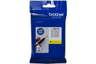 Brother LC3317-Y Yellow Ink Cartridge