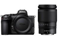 Nikon Z5 Mirrorless Camera with 24-200mm Lens