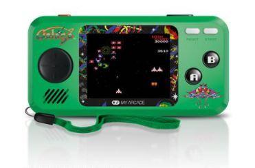 Galaga Pocket Player