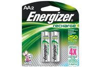 Energizer Battery AA Rechargeable 2300mAh  2-pack