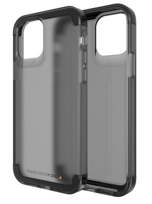 Gear4 - Wembley Case for Apple iPhone 12 / 12 Pro - Smoke