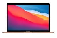 """Apple 13"""" Macbook Air: M1 Chip  8 Core CPU,  8 Core GPU, 512GB - Gold"""