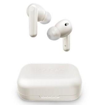 Urbanista London Noise Cancelling True Wireless Earbuds  - White Pearl