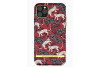 Richmond & Finch  - Samba Red Leopard iPhone 12 & 12 Pro Cover