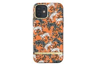 Richmond & Finch  - Orange Leopard iPhone 12 & 12 Pro Cover