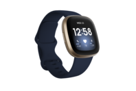 Fitbit Versa 3 Midnight/ Soft Gold