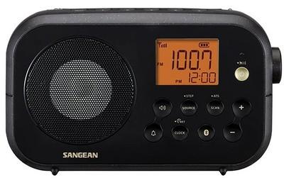 Sangean Bluetooth Radio - Black
