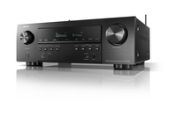 Denon 7.2ch 4K AV Receiver with true 3D sound & Voice Control