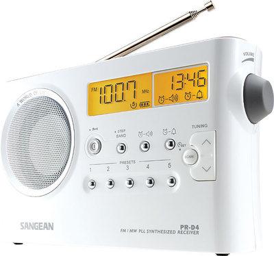 Sangean Mantle Radio