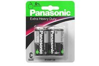 Panasonic Battery C 4 Pack Extra Heavy Duty