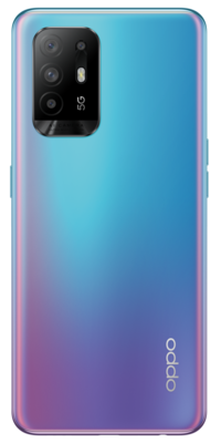 Oppo a94 5g cosmo blue back lowres