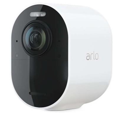 ArloUltra 2 Spotlight 4k UHD Add On Camera