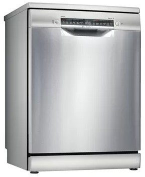 Bosch Series 4 Free-Standing Dishwasher 60cm Stainless Steel