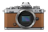 Nikon Z FC Amber Brown With Nikkor Z 28mm F2.8 SE