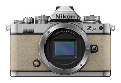 Nikon Z FC Sand Beige Body Only