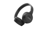 JBL Tune 660 On Ear Noise Cancelling Headphones Black